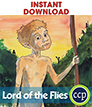 Lord of the Flies - Literature Kit Gr. 9-12 - eBook