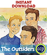 The Outsiders - Literature Kit Gr. 9-12 - eBook