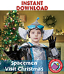 Spacemen Visit Christmas Gr. PK-8 - eBook