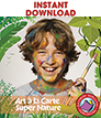 Art A La Carte: Super Nature Gr. 3-4 - eBook