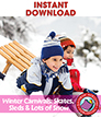 Winter Carnivals: Skates, Sleds & Lots of Snow Gr. 1-2 - eBook