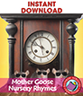 Mother Goose Nursery Rhymes Gr. K-1 - eBook