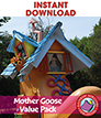 Mother Goose VALUE PACK Gr. K-2 - eBook