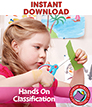 Hands On Classification Gr. PK-K - eBook