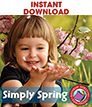 Simply Spring  Gr. K-1 - eBook