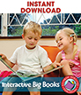 Interactive Big Books Gr. PK-K - eBook
