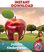 Just For Kindergarten Gr. K - eBook