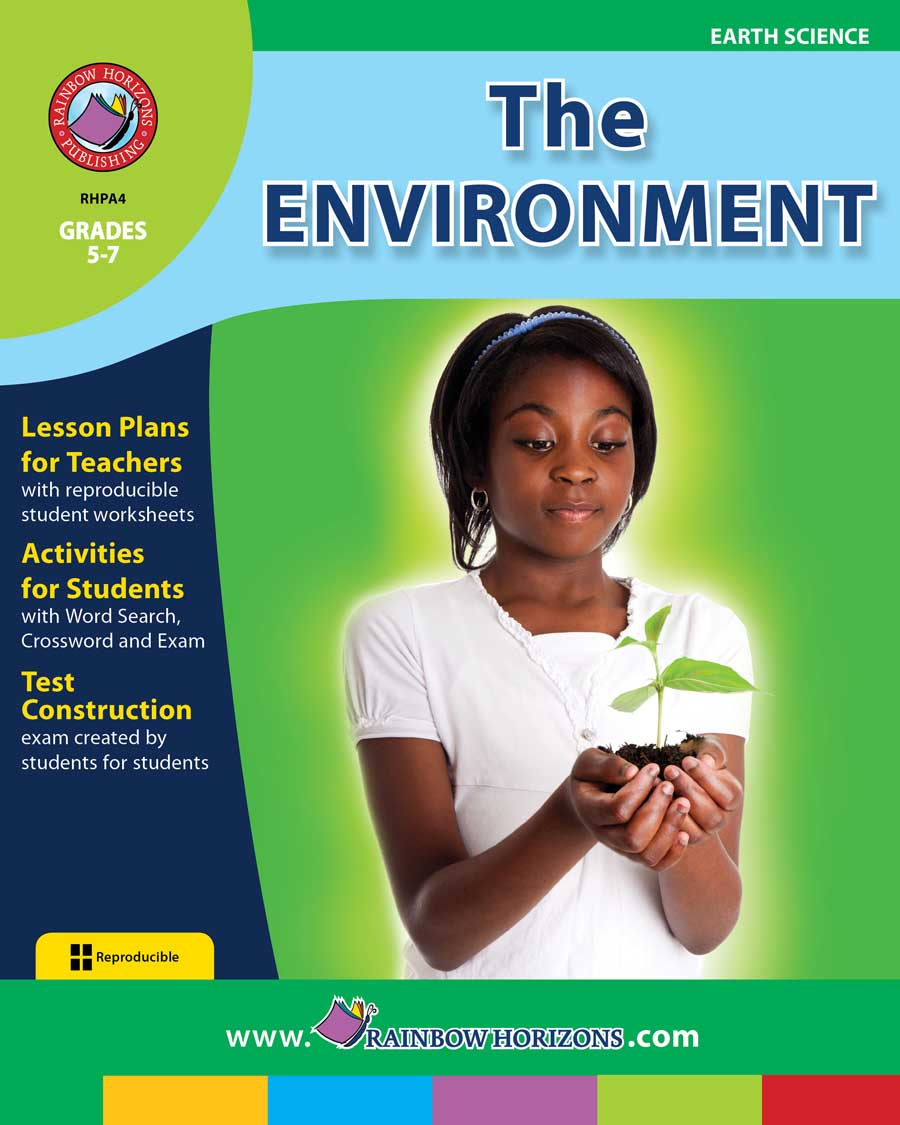 The Environment Gr. 5-7 - print book