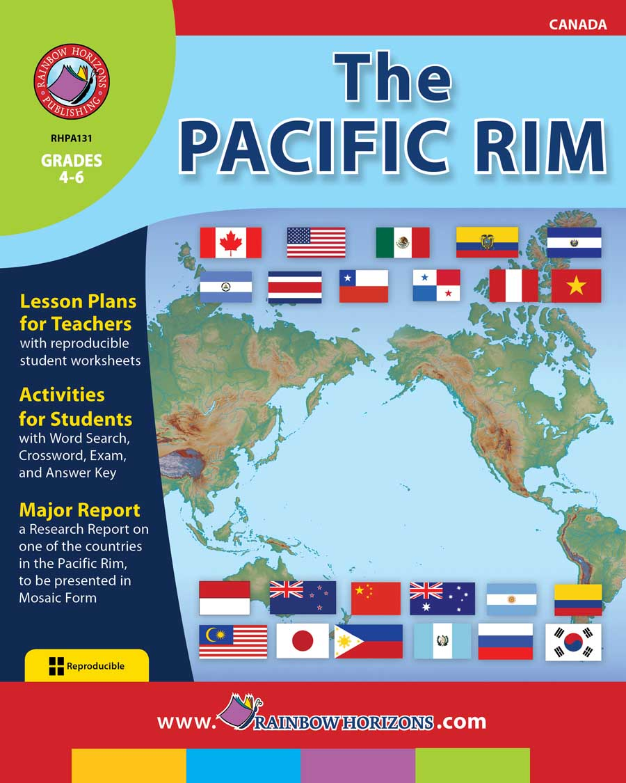 The Pacific Rim Gr. 4-6 - print book