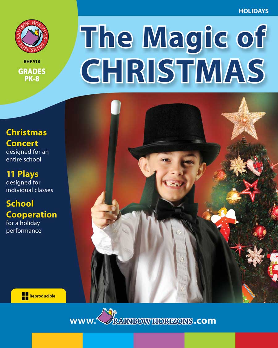 The Magic of Christmas Gr. PK-8 - print book