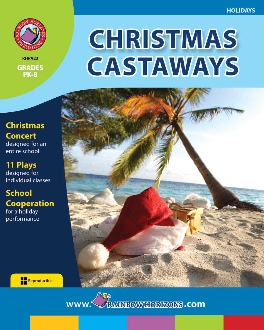 Christmas Castaways Gr. PK-8 - print book