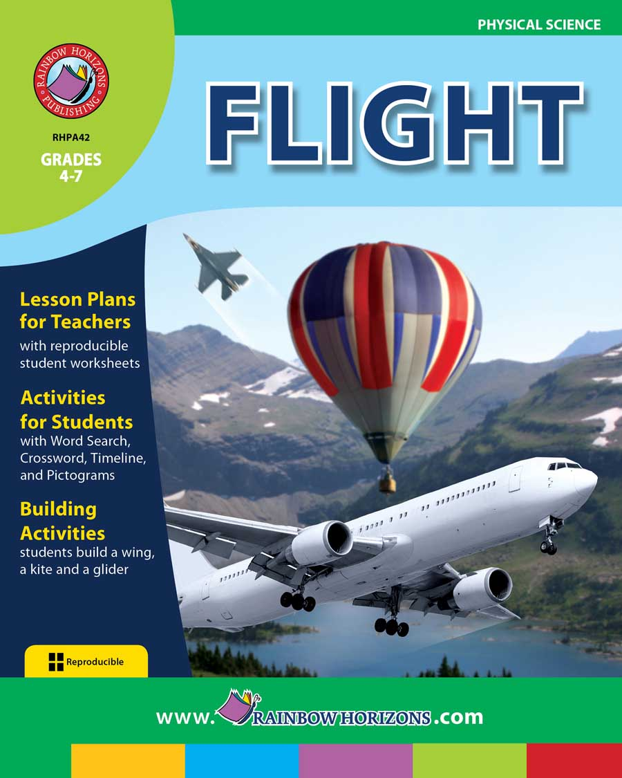 Flight Gr. 4-7 - print book