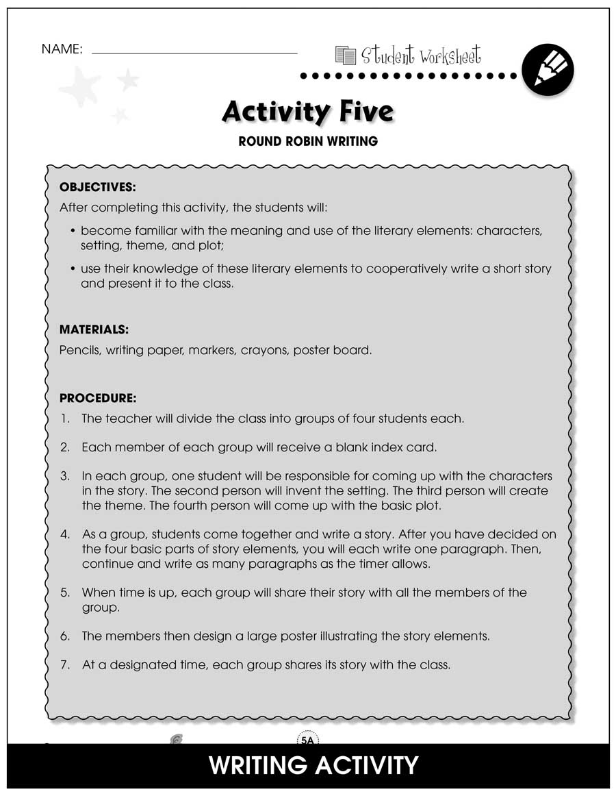 Literary Devices Bonus Worksheets Grades 5 To 8 Ebook Bonus
