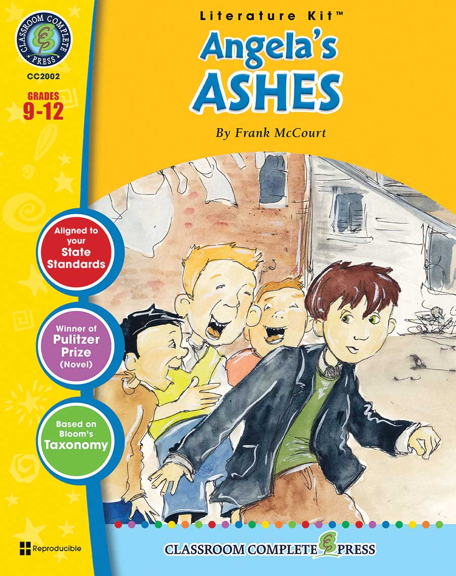 Angela's Ashes - Literature Kit Gr. 9-12 - print book