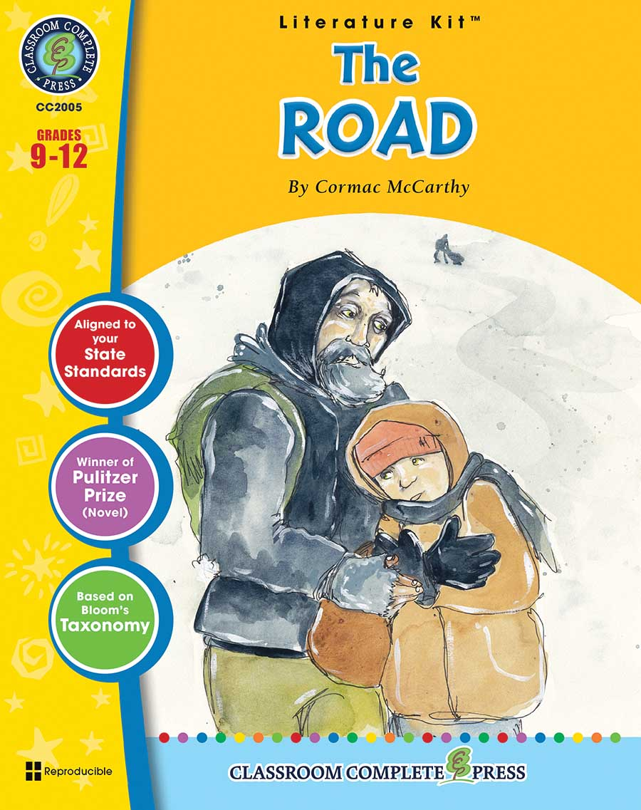 The Road - Literature Kit Gr. 9-12 - print book