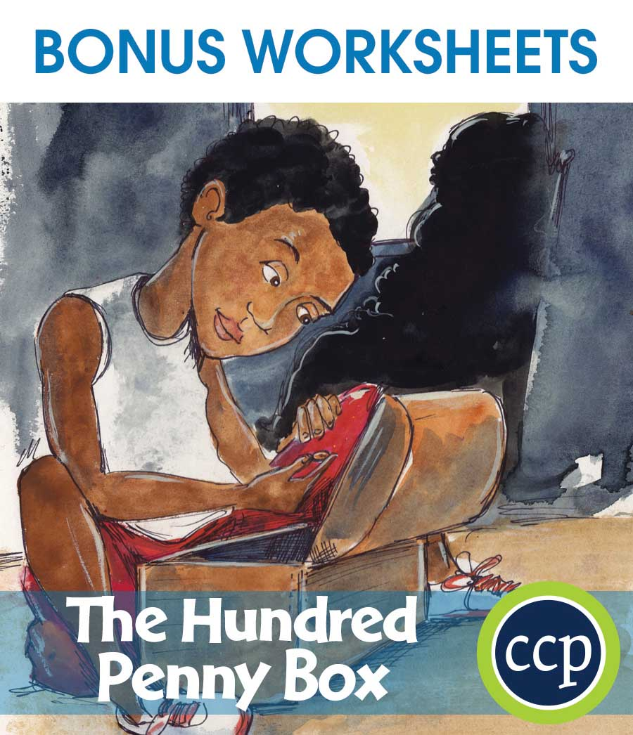 The Hundred Penny Box - Literature Kit Gr. 3-4 - BONUS WORKSHEETS - eBook