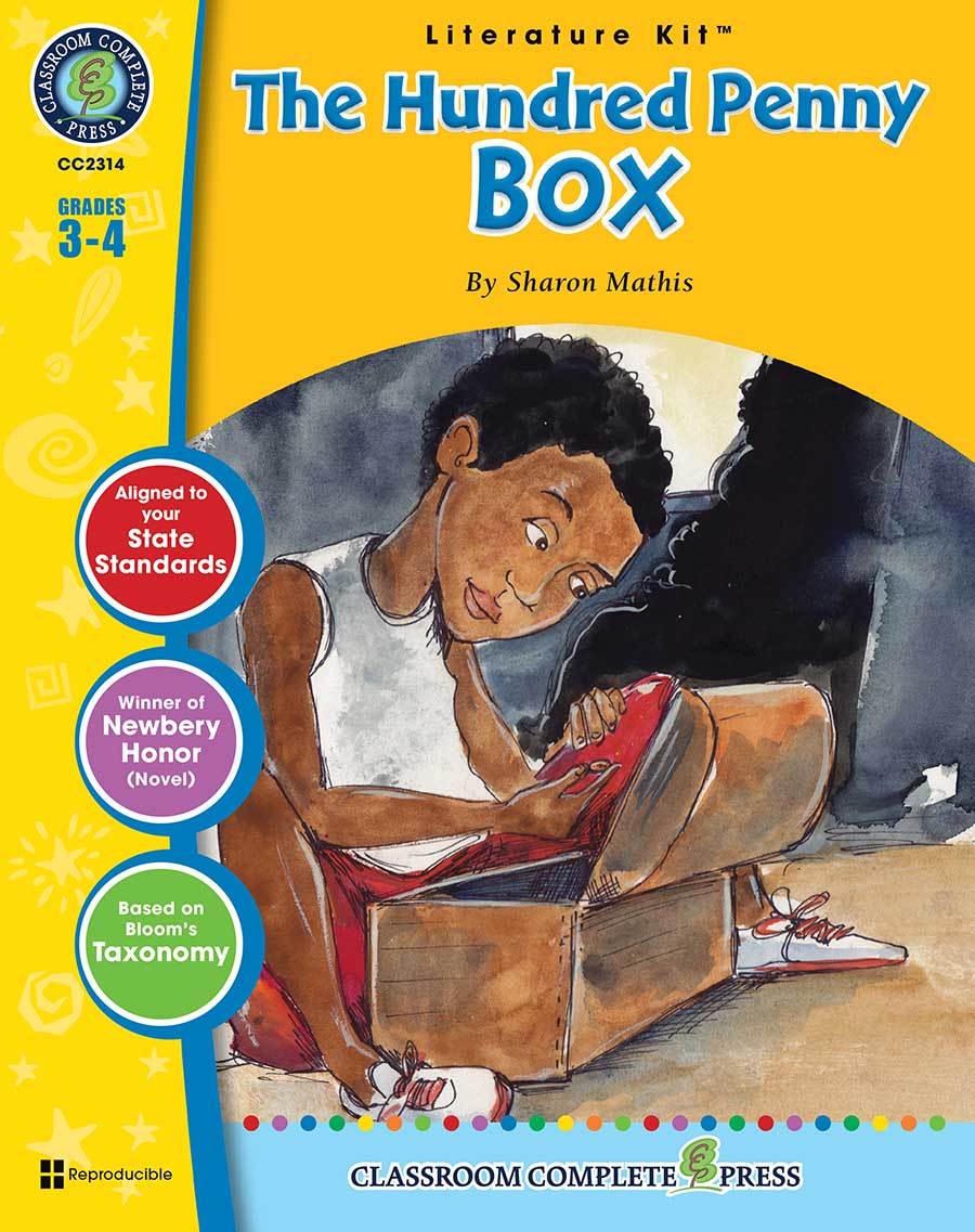 The Hundred Penny Box - Literature Kit Gr. 3-4 - print book
