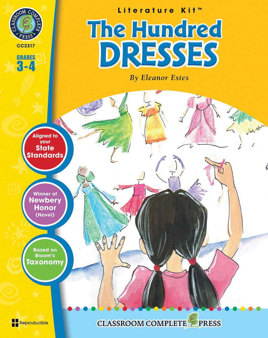 The Hundred Dresses - Literature Kit Gr. 3-4 - print book