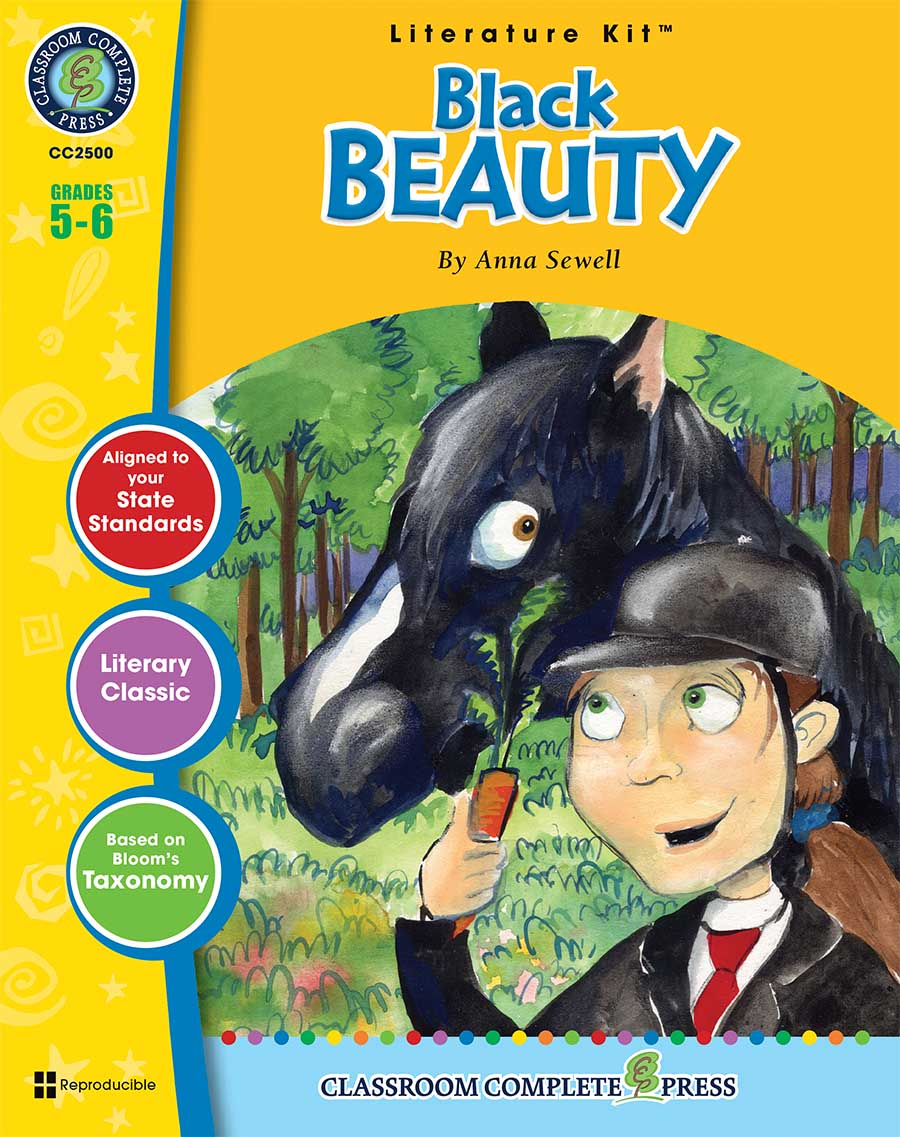 Black Beauty - Literature Kit Gr. 5-6 - print book