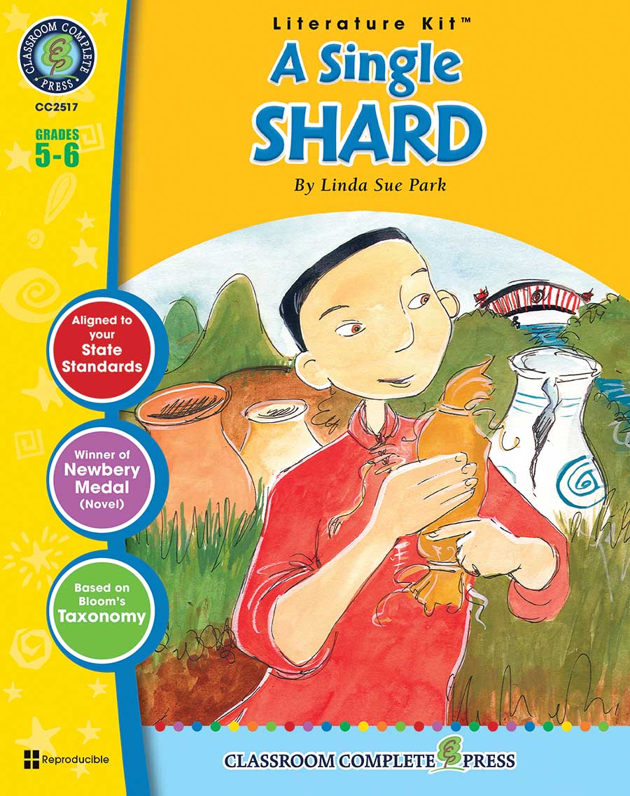 A Single Shard - Literature Kit Gr. 5-6 - print book