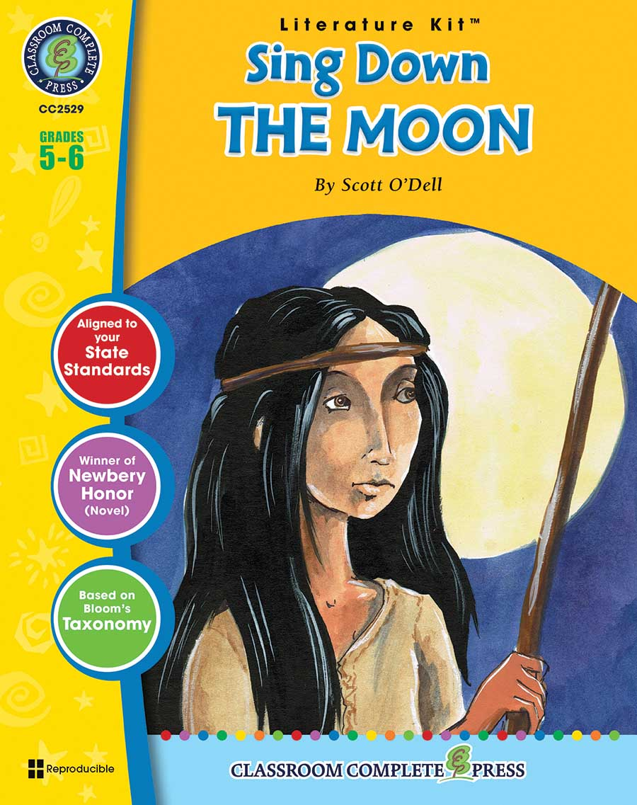 Sing Down the Moon - Literature Kit Gr. 5-6 - print book