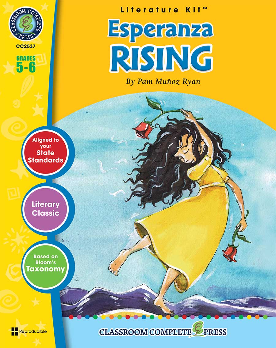 Esperanza Rising - Literature Kit Gr. 5-6 - print book