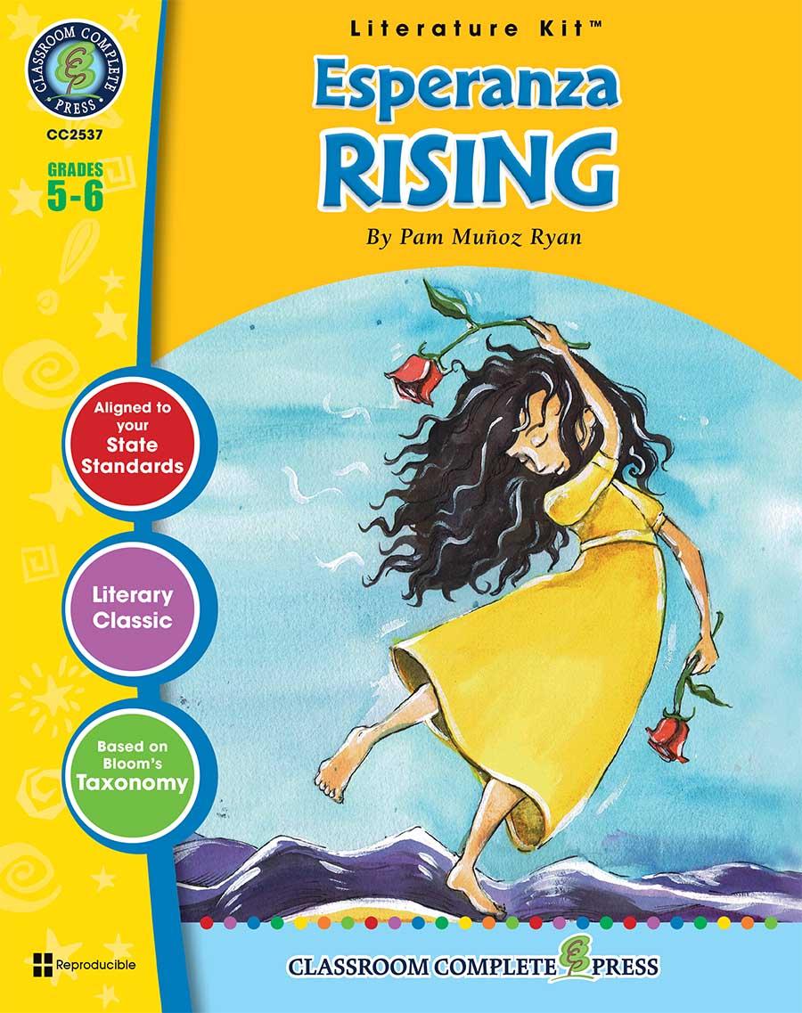 Esperanza Rising - Novel Study Guide - Grades 5 to 6