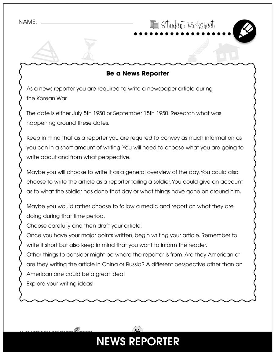 Worksheets Korean War Worksheet korean war bonus worksheets grades 5 to 8 ebook gr ebook