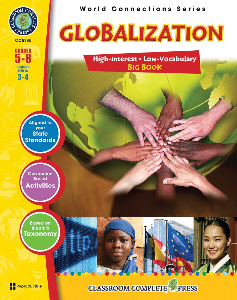 Globalization Big Book Gr. 5-8 - print book