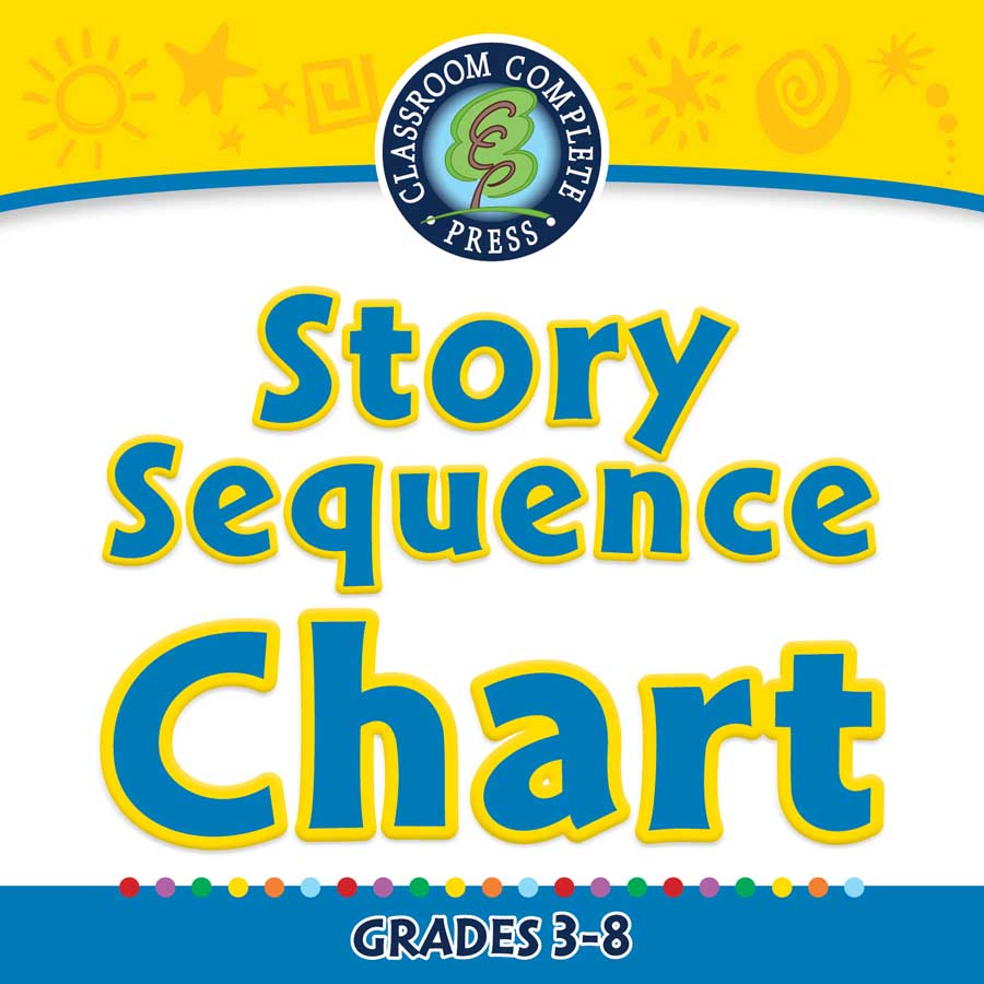 Reading Comprehension: Story Sequence Chart - Grades 5 to ...