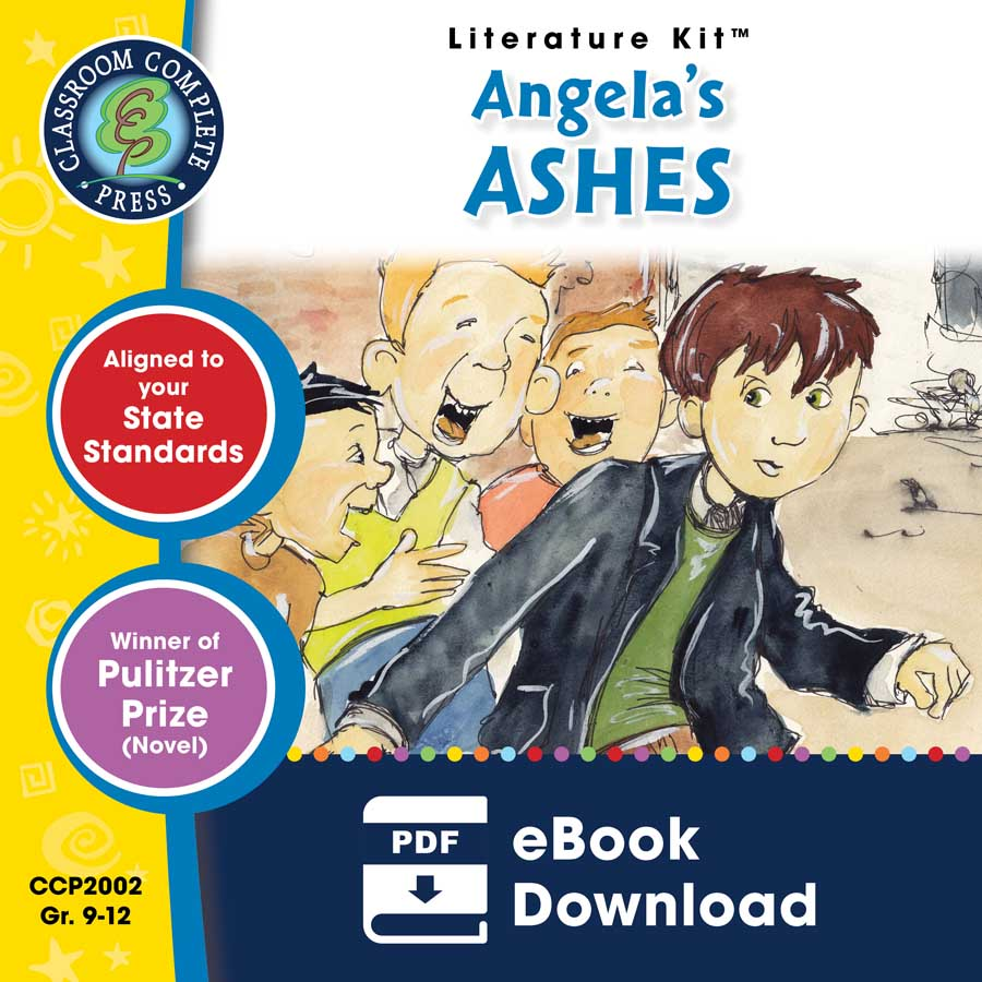 Angela's Ashes - Literature Kit Gr. 9-12 - eBook