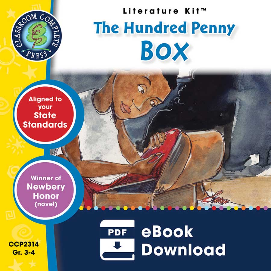 The Hundred Penny Box - Literature Kit Gr. 3-4 - eBook