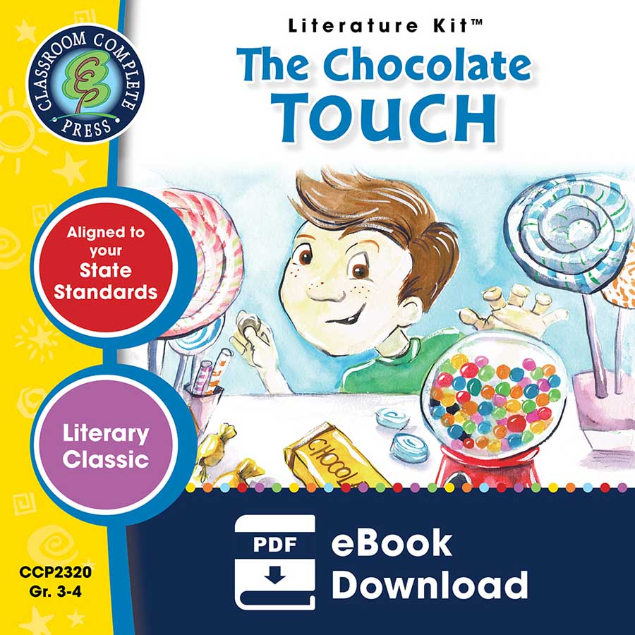 The Chocolate Touch - Literature Kit Gr. 3-4 - eBook