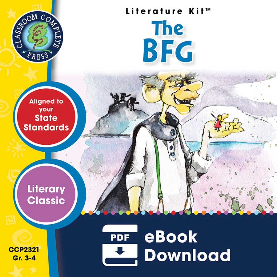The BFG - Literature Kit Gr. 3-4 - eBook