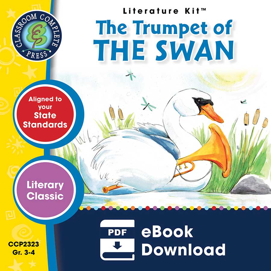 The Trumpet of the Swan - Literature Kit Gr. 3-4 - eBook