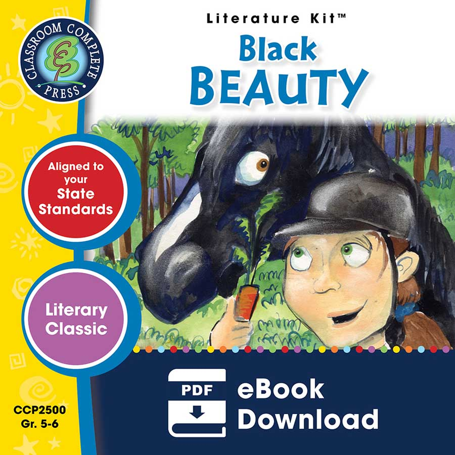 Black Beauty - Literature Kit Gr. 5-6 - eBook