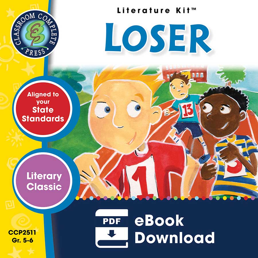 Loser - Literature Kit Gr. 5-6 - eBook