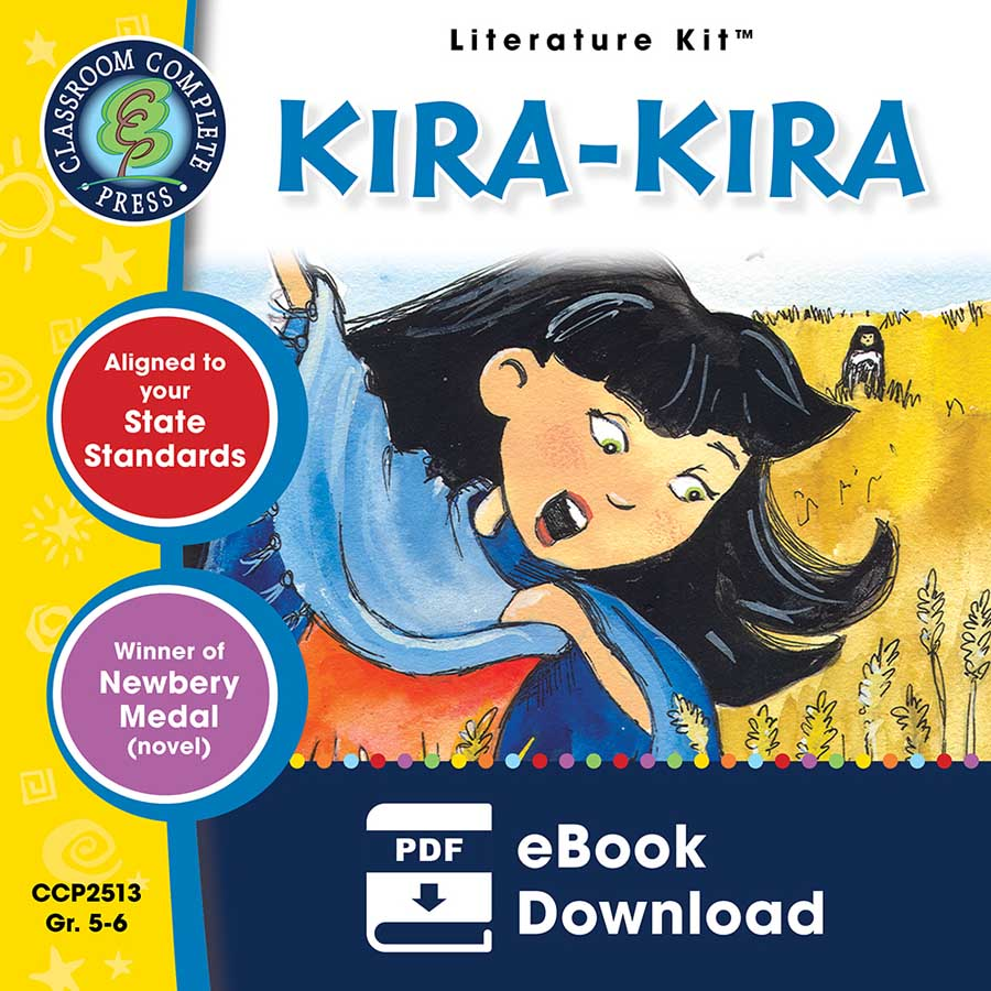 Kira-Kira - Literature Kit Gr. 5-6 - eBook
