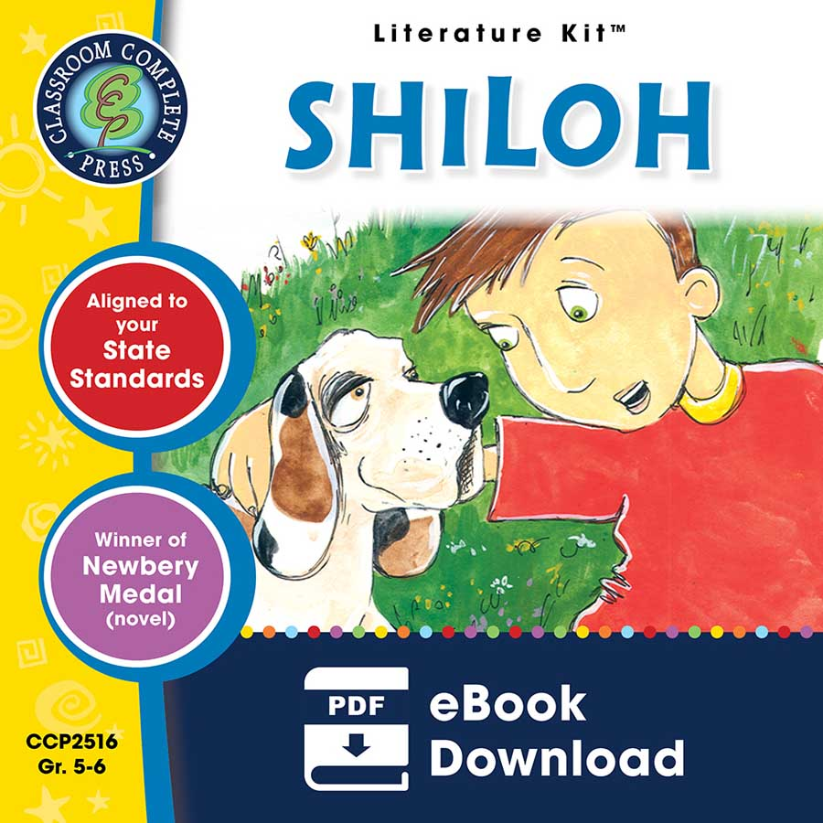 Shiloh - Literature Kit Gr. 5-6 - eBook