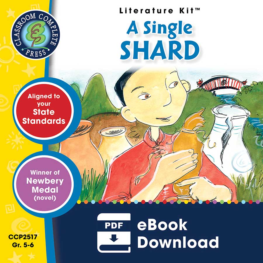 A Single Shard - Literature Kit Gr. 5-6 - eBook