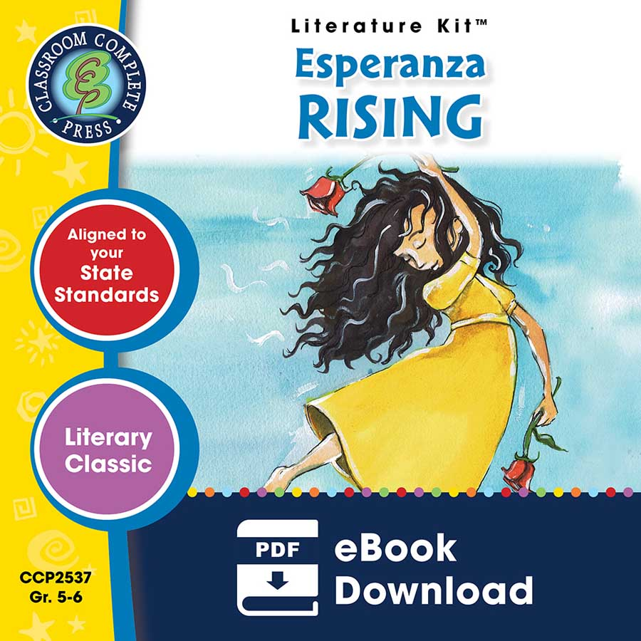 Esperanza Rising - Literature Kit Gr. 5-6 - eBook
