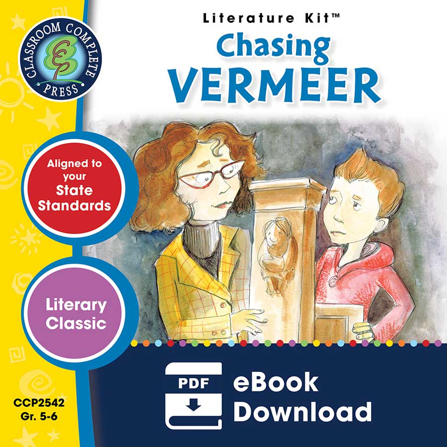 Chasing Vermeer - Literature Kit Gr. 5-6 - eBook