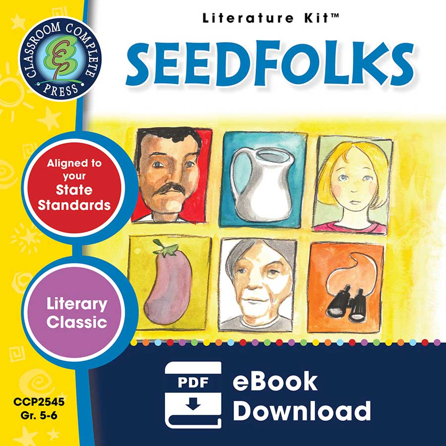 Seedfolks - Literature Kit Gr. 5-6 - eBook