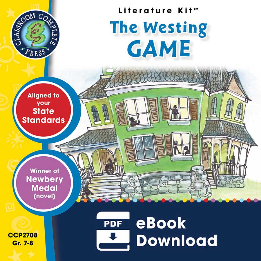 The Westing Game - Literature Kit Gr. 7-8 - eBook