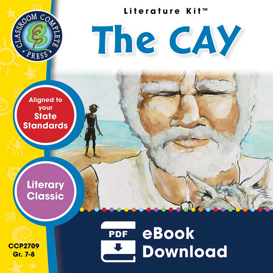 The Cay - Literature Kit Gr. 7-8 - eBook