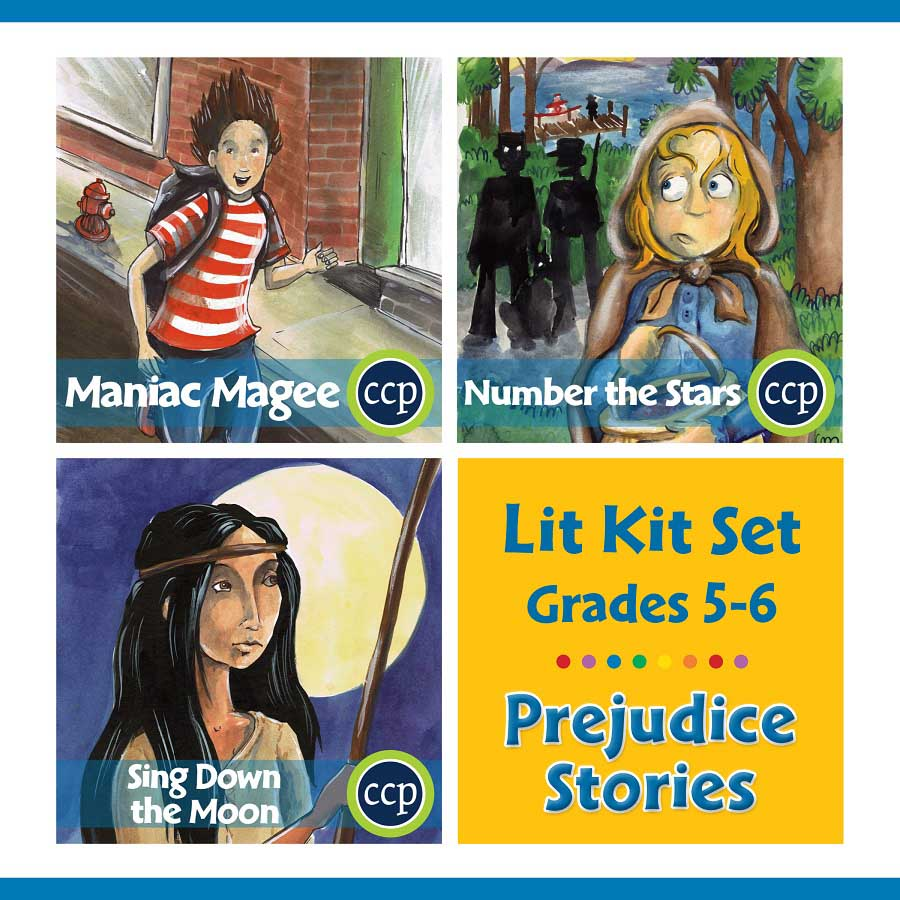 Prejudice Stories Lit Kit Set - Gr. 5-6 - eBook