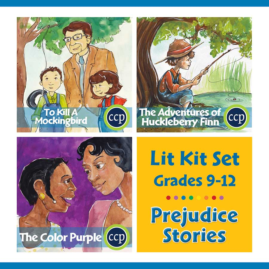 Prejudice Stories Lit Kit Set - Gr. 9-12 - eBook