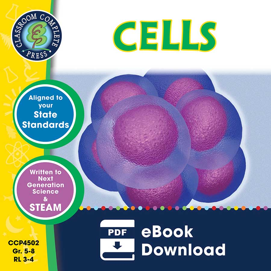 Cells Gr. 5-8 - eBook