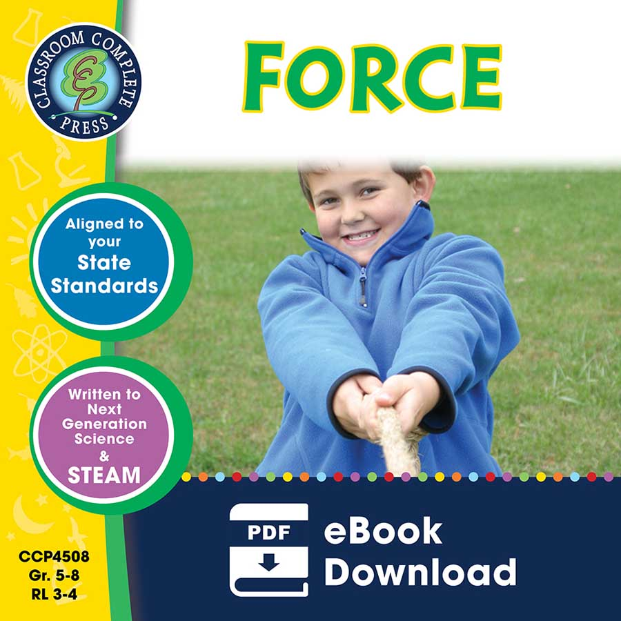 Force Gr. 5-8 - eBook