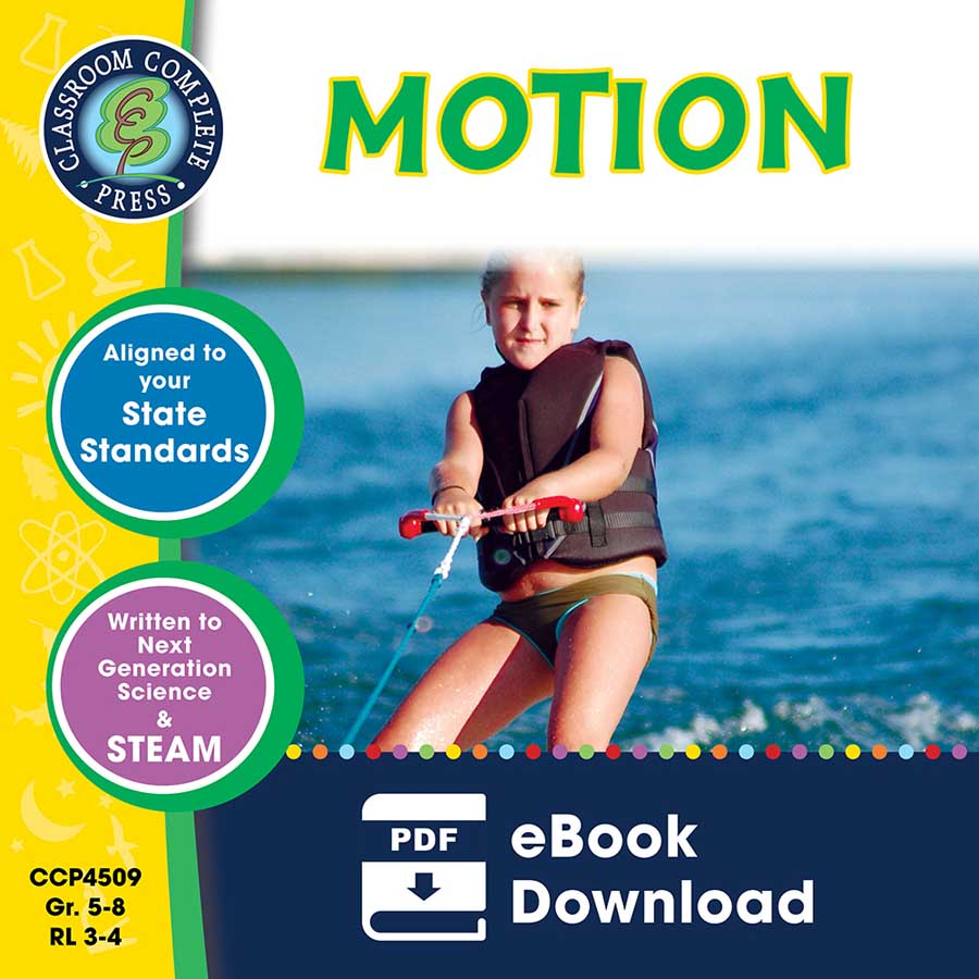 Motion Gr. 5-8 - eBook
